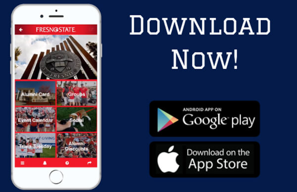 Download the Alumni App today