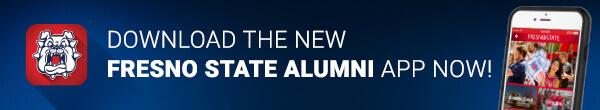 Download the Fresno State Alumni App
