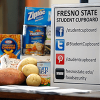 Fresno State Student Cupboard