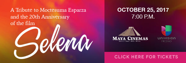 Selena event ad