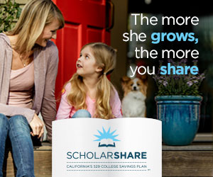 Scholarshare: The more she grows, the more you share